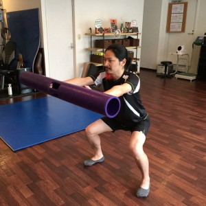 マンツーマントレーニングを4ヶ月受けたら腰痛が劇的に改善された!