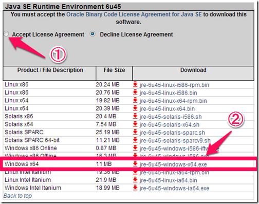 Javaの旧バージョンをダウンロードしてダウングレードする方法 | jMatsuzaki