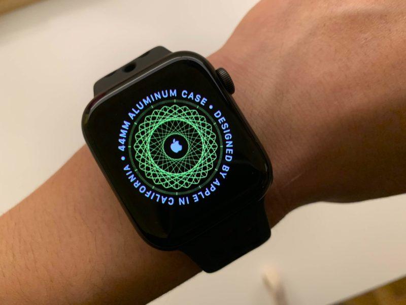 Apple Watch Series 4購入レビュー 1