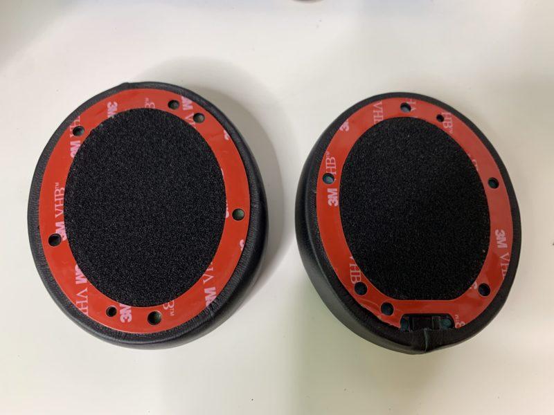 Beats Studio3のイヤーパッドを約1500円で自力で交換する方法 6