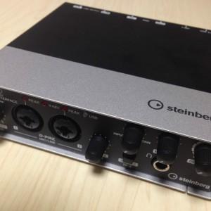 Steinberg UR22はコスパ良くコンパクトな優良オーディオ・インターフェースだった