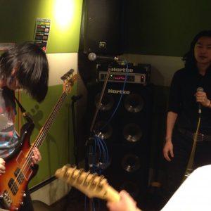 6回目となるリハーサルスタジオ入り!2nd Liveに向けて着々と準備を進める!