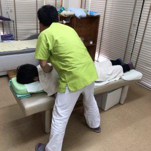柔道整復師さんの筋膜マッサージを3回受けたら腰痛が劇的に解消された!