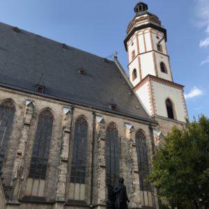 世界史・音楽史の聖地が集結したドイツ有数の都市ライプツィヒを観光してきたのでその歴史をまとめる