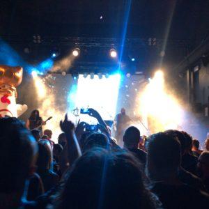 憧れのインダストリアルメタル・バンドMinistryのワンマンライブにライプツィヒで参戦!感激の夜!