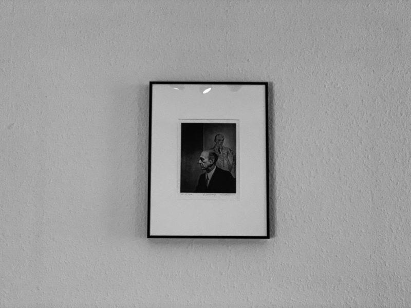Schoenberg portrait