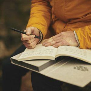 ノートは明確なコンセプトをもって書く