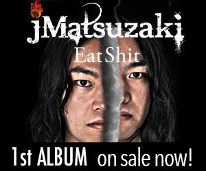jMatsuzaki 1st Album Release!!!