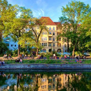 ドイツ・ベルリンの春〜夏の気候は最高!とにかくチルい