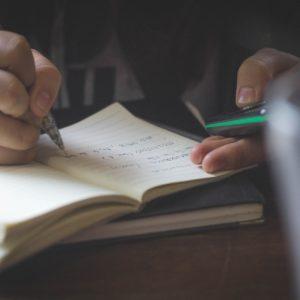 ノートは1枚1アイデアだけ含むように書くAtomic Notesの原則