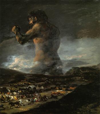 ??? 「巨人」 (1808-1812年頃)