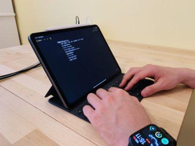 iPad Pro 2018 11インチ レビュー 2