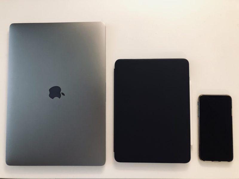 iPad Pro 2018 11インチ レビュー 1