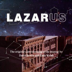 David Bowieの生前最後の録音が収録されたLazarusがリリースされました