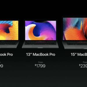 思わずMacBook Pro 15インチ 2016年モデルを買ったので特徴やスペックなどをまとめておきます