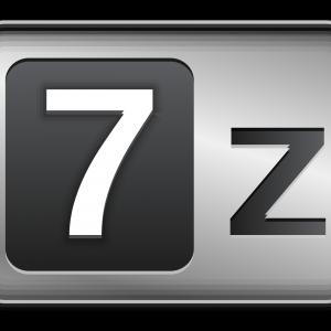 Windows10の圧縮・解凍ソフトのおすすめは7-Zip