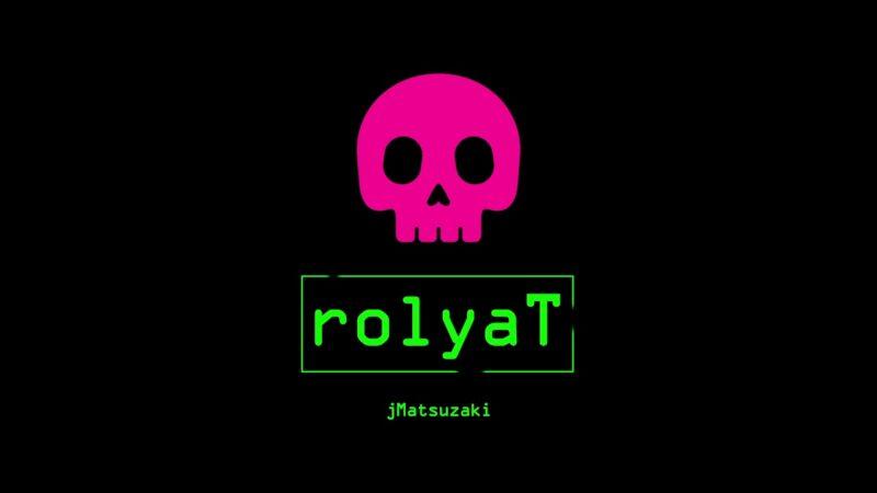 jMatsuzakiの新曲「rolyaT」リリース!無料視聴可!
