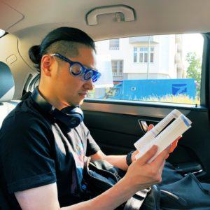 乗り物酔い対策になる魔法の眼鏡「シートロエン」!自動車メーカーシトロエンが発明した画期的なメガネ!