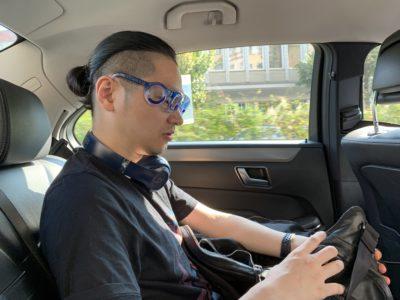 乗り物酔いに効く画期的なメガネ「シートロエン」 6